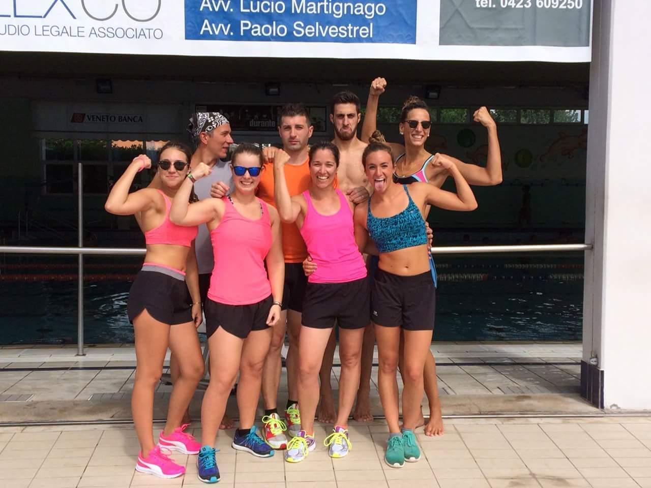 gym piscina montebelluna