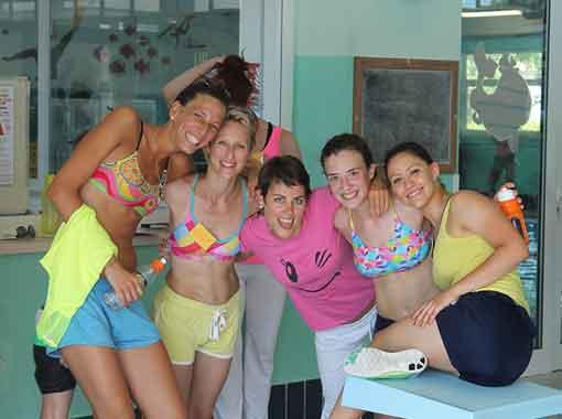 istruttrici-acqugym-piscina-montebelluna-treviso