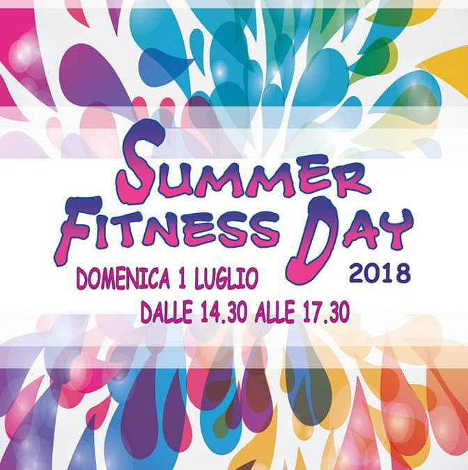 SUMMER FITNESS DAY – 1 LUGLIO 2018