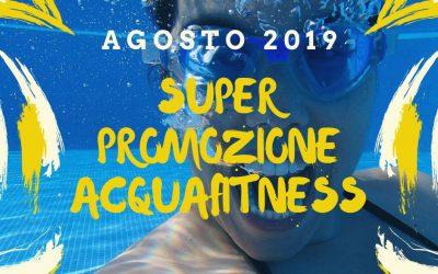 PROMOZIONE AGOSTO 2019 – Entrate illimitate in tutti i turni a soli 35,00 € !!!
